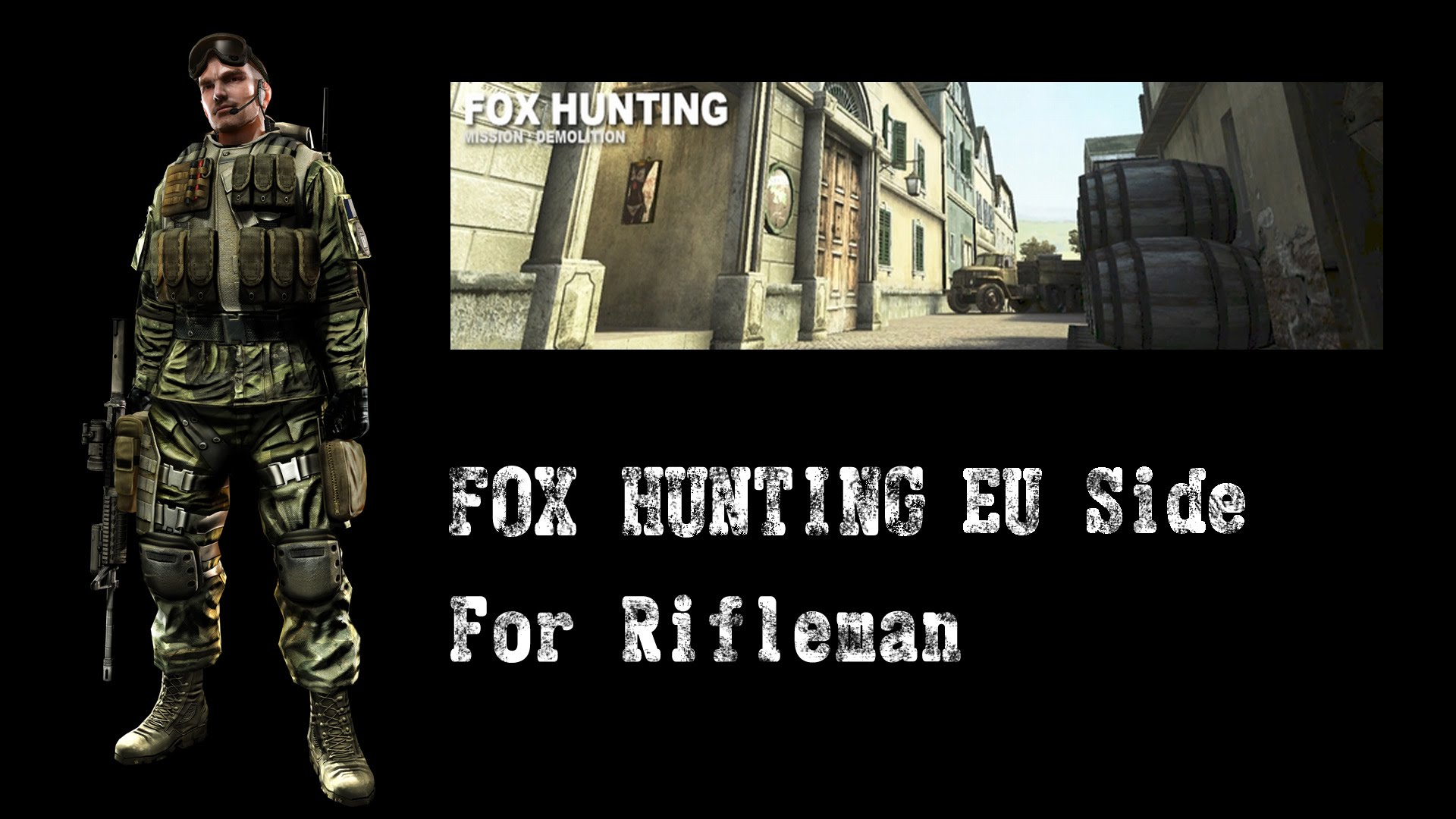 FOX HUNTING EU Side