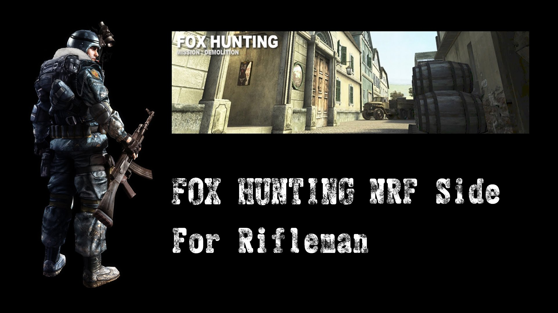 FOX HUNTING NRF Side